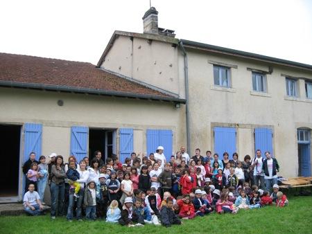 Plus de 120 enfants aux Flaviottes !