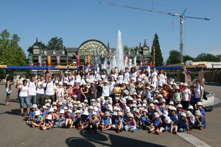 Près de 150 stiringeois à Europa Park !