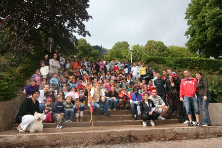 180 participants au grand jeu, un record !