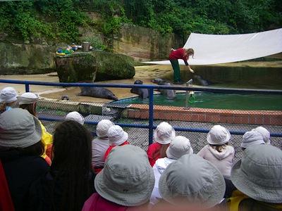 le zoo de Sarrebruck