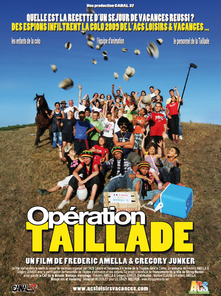 OPERATION TAILLADE, la projection publique !
