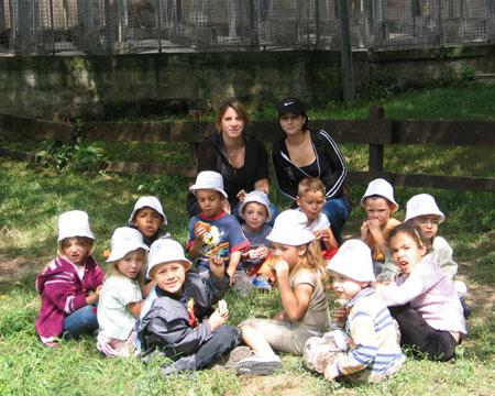 La visite de la SPA a permis à nos enfants de décrouvrir de très attachants compagnons