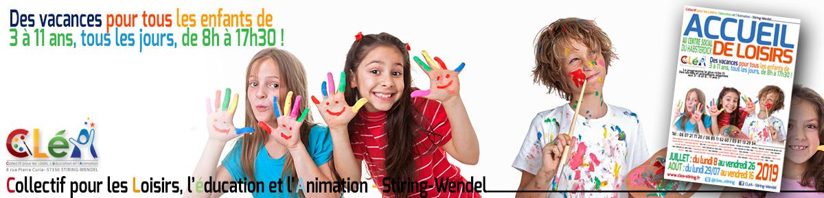 CLéA – Collectif pour les Loisirs, l'éducation et l'Animation – Stiring-Wendel