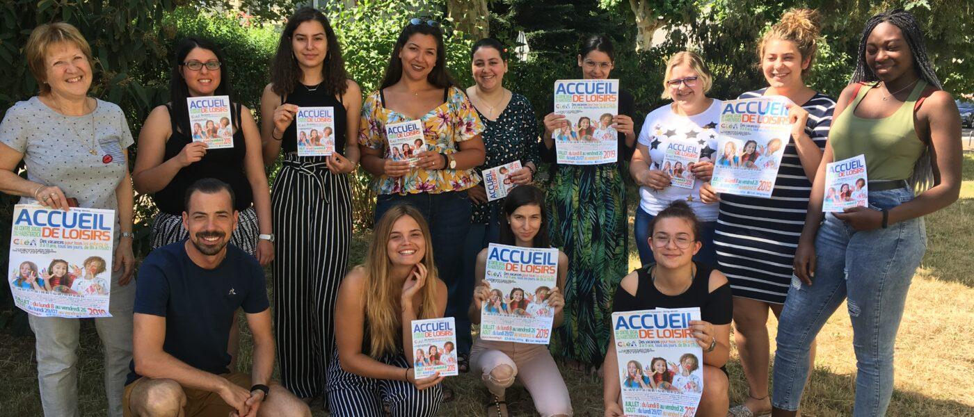 Accueil de loisirs Eté 2019 : le projet pédagogique, les menus et le programme