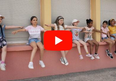 «Les distances nous rapprochent», le clip du périscolaire !